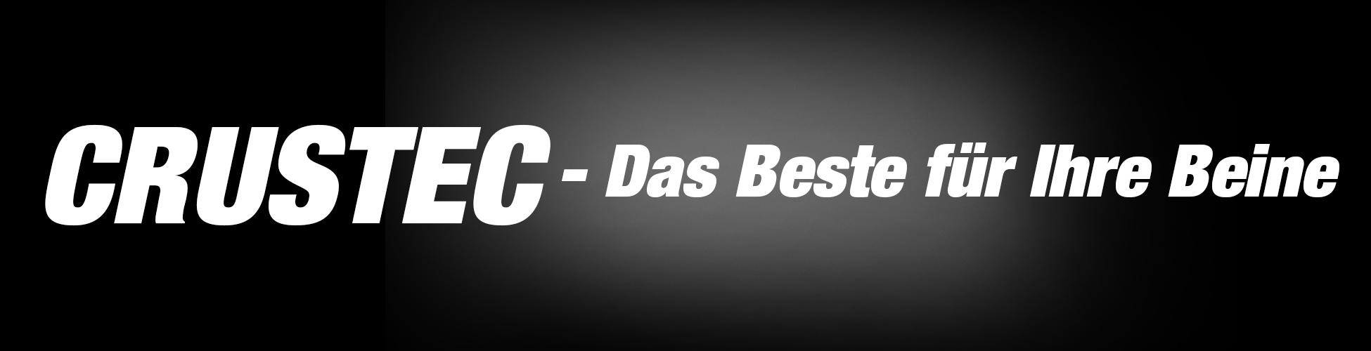 CRUSTEC - Das Beste für Ihre Beine